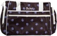 Rachna Diaper / Mother - Multi Utility 02 Nursery Bag(Brown)