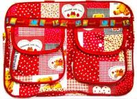 NAVIGATOR Baby Shoulder Diaper Bag(Red)