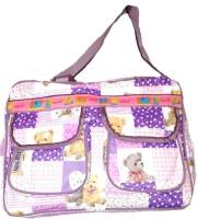 NAVIGATOR Outing mama Daida Tote Diaper Bag(Purple)