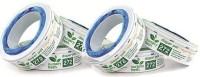 Munchkin Nursery Fresh Diaper Pail Refills 6 Pack Diaper Bag(White)