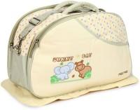 BornBabyKids Diaper Bag Shoulder Bag(Cream)