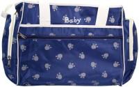 Rachna Diaper / Mother - Multi Utility 01 Nursery Bag(Blue)