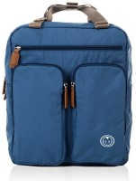 T-Bags Mommy and Baby Premium Bag Blue Backpack Style Diaperbag(Blue)