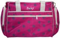Rachna Diaper / Mother - Multi Utility 03 Nursery Bag(Pink)