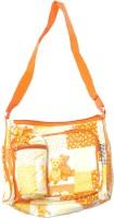 NAVIGATOR SureDeal Kids Tote Diaper Bag(Orange)