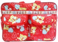 Rachna Diaper / Mother- Multi Utitlity 04 Nursery Bag(Red)