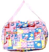 NAVIGATOR DBP006 Diaper Bag(White, Pink)