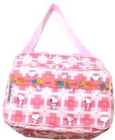 NAVIGATOR Outing Messenger Diaper Bag(Pink)