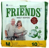 Friends Easy - M(10 Pieces)