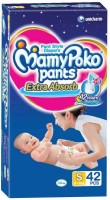 MamyPoko Pant Style Diapers - S(42 Pieces)