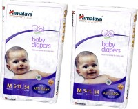 Himalaya Baby Diaper - M(2 Pieces)