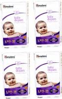 Himalaya Baby Diaper - L(4 Pieces)