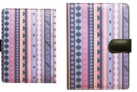 10 Am A5 Organizer(Aztec Organiser (blue -purple), Purple)