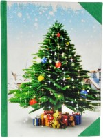 Craft Play Regular Notebook(Christmas Special, Multicolor)