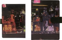 10 Am A5 Organizer(Alcohol bottles Organiser, Multicolor)