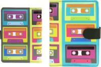 10 Am A5 Organizer(Cassette Organiser, Multicolor)
