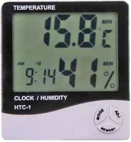 SJ HTC-1 Hygrometer Thermometer(White, Black)