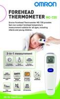 OMRON MC-720 Baby Thermometer(White)