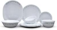 CORELLE Pack of 30 Dinner Set(Glass)
