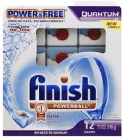 finish Finish Automatic Dishwashing Detergent(7 oz)
