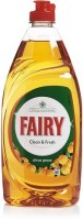 Fairy Fairy Dishwasher Dishwashing Detergent(520 ml)