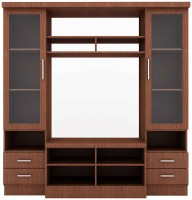 Housefull Engineered Wood Display Unit(Finish Color - Oak)
