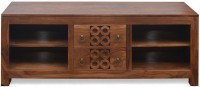 @home by Nilkamal Annulus Solid Wood TV Entertainment Unit(Finish Color - NA)