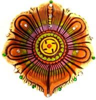 Anant Big Ethnic Rajasthani Diwali Diya Terracotta Table Diya