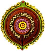 Anant Terracotta Table Diya