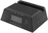 View Premsons Universal Mobile Docking Station Black 1404 Docking Station(Black) Laptop Accessories Price Online(Premsons)