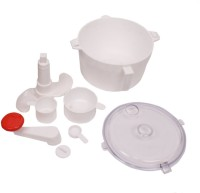 Bondej Plastic Detachable Dough Maker(White)