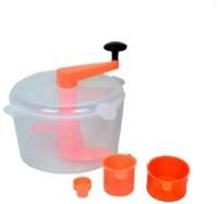 Ezone DM543124 Plastic Detachable Dough Maker(Multicolor)