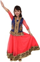 Arshia Fashions Flared Gown(Multicolor)