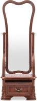 Durian CLARA/DRE Engineered Wood Dressing Table(Finish Color - Cherry)