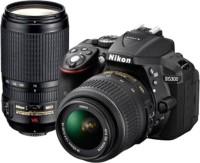 Nikon D5300 DSLR Camera with Kit Lens (AF-P DX NIKKOR 18 - 55 mm f/3.5 - 5.6G VR + AF-P DX NIKKOR 7