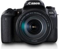 Canon EOS 77D DSLR Camera Kit (EF-S18-135 IS USM)(Black)
