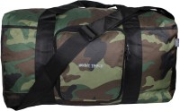 Mount Track (Expandable) Foldable Travel Duffel Bag(Green)