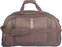 Safari 26 inch/66 cm Revv Rdfl Duffel Strolley Bag(Brown)