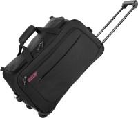 Safari BLAZE-RDFL-55-BLACK 55 inch/139 cm Travel Duffel Bag(Black)