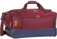 Skybags LATINO DFT 71 (Expandable) Duffel Strolley Bag(Red)