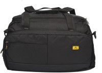 Liviya bt434 20 inch/50 cm (Expandable) Travel Duffel Bag(Black)