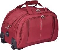 Safari 25 inch/63 cm Revv RDFL Duffel Strolley Bag(Maroon)