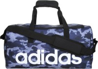 ADIDAS (Expandable) Lin Per TB GR S Travel Duffel Bag(Multicolor)