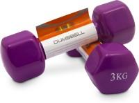 Burn BFA2001-3 Fixed Weight Dumbbell(3 kg)