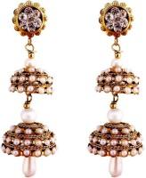 Hemta Maharani Alloy Jhumki Earring