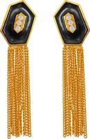 Aastha Jain Sterling Silver Tassel Earring