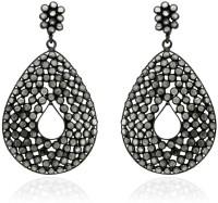 SuvidhaArts Desginer Fashion Cubic Zirconia Brass Drops & Danglers