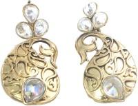 Fashion Pitaraa Golden Sparkel Copper Drops & Danglers