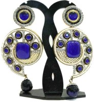 Signature Collection Jewellry BOLLYWOOD DESIGNER EARRINGS Silver Drops & Danglers