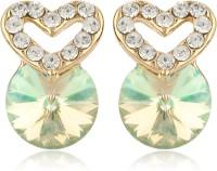 Moedbuille MBER00003 Cubic Zirconia Alloy Stud Earring